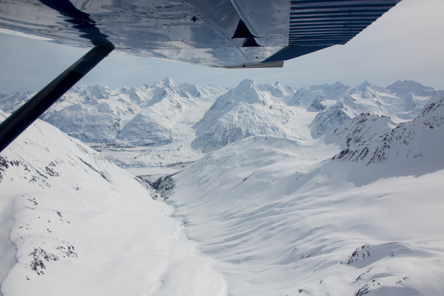 Хели-ски и Хелибординг в Хейнсе, Аляска. Helisking and Heliboarding in Haines, Alaska