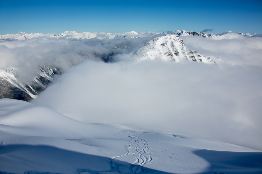 Хелиски и Хелибординг в Белла Куле, Канада. Heliskiing and Heliboarding in Bella Coola, Canada