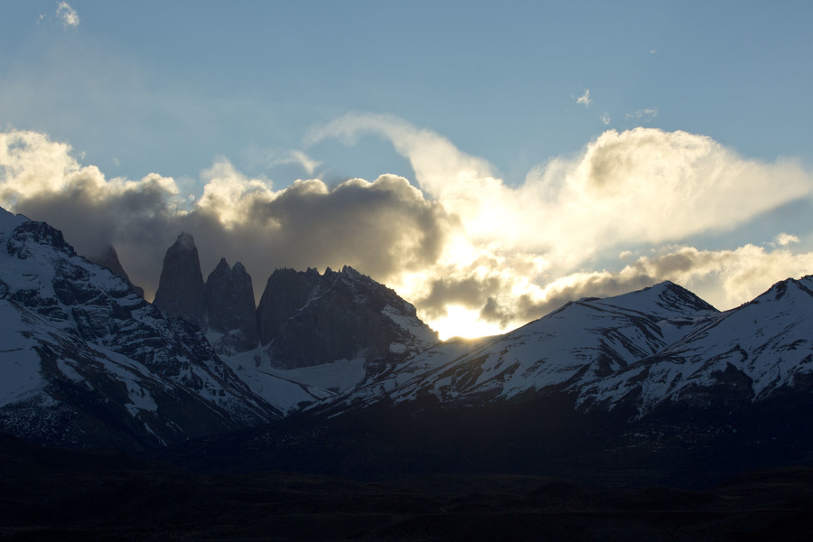 Джип-тур по Патагонии, Национальный парк Торрес-дель-Пайне, Patagonia Jeep Tour, Torres Del Paine National Park