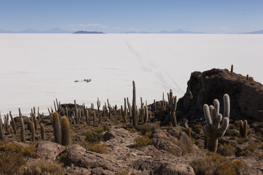 Джип тур по Боливии, Салар де Уюни. Jeep Tour in Bolivia, Salar e Uyuni
