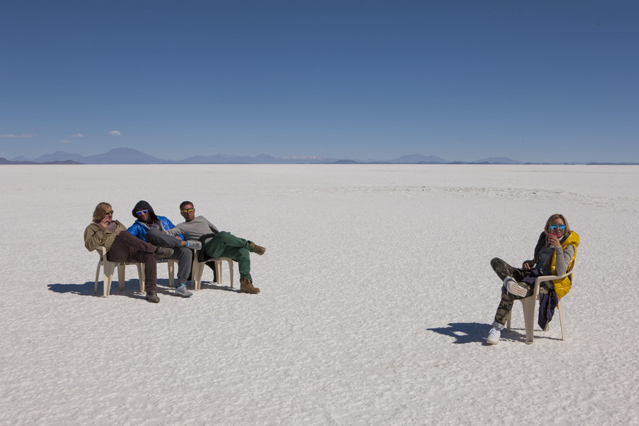 Джип-тур по Боливии, Салар де Уюни. Jeep Tour in Bolivia, Salar e Uyuni