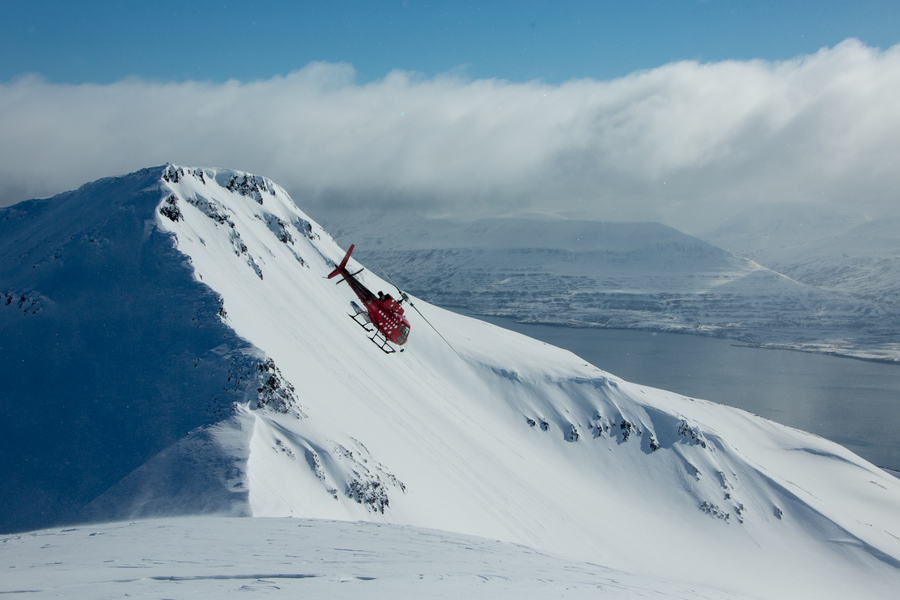 Хелиски и хелибординг с Хелипро в Исландии, Iceland Heliski and Heliboarding with Helipro