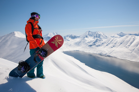 One week in Kamchatka. Standard Heliskiing Program