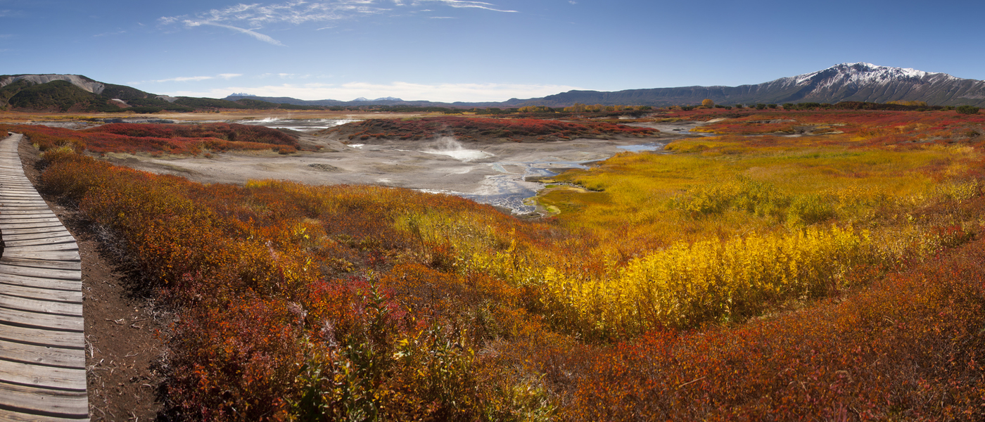 Kamchatka Summer/Fall